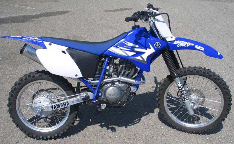 Whats your opionion of a $5000 sick TT 230 - TTR - ThumperTalk
