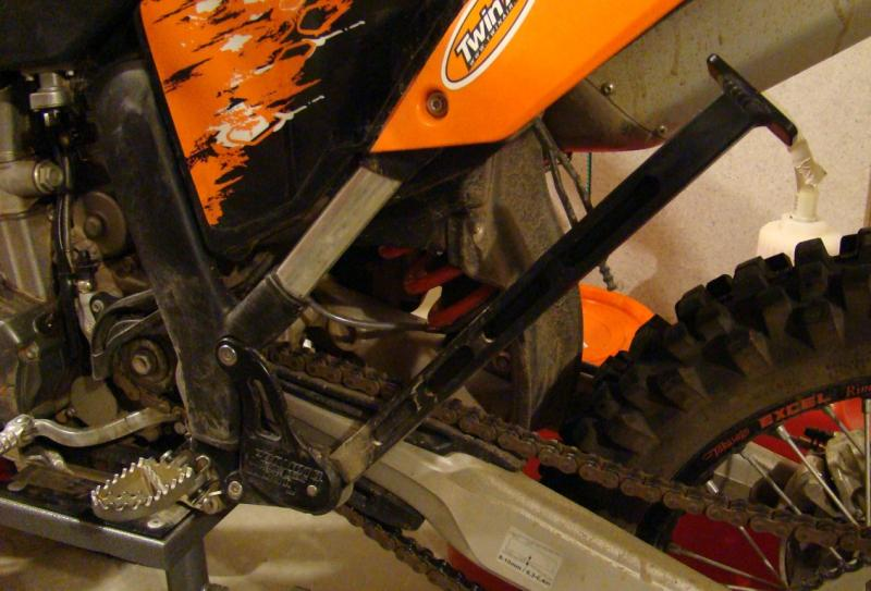 Thumper Talk Ktm Kick Stand