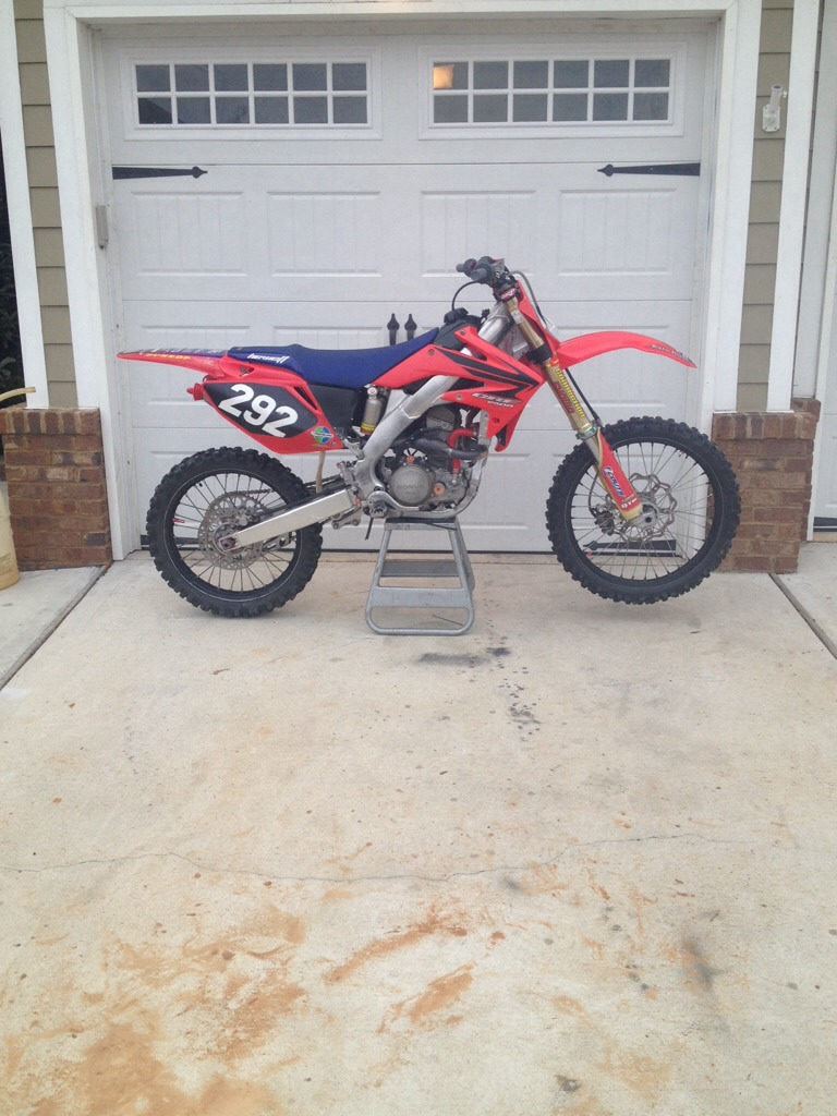 CRF250R R&D float bowl idle issues - CRF250R & RX - ThumperTalk