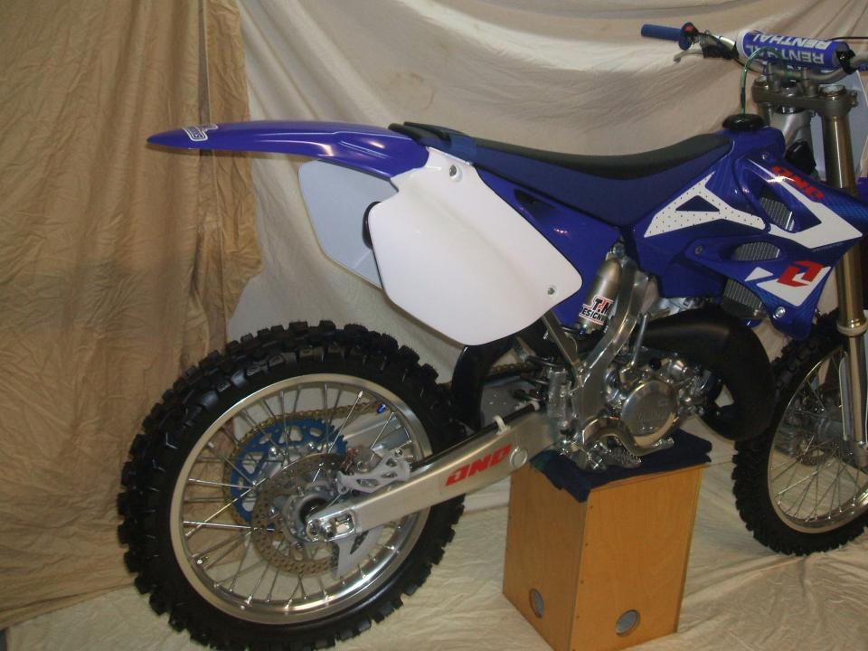Lets see the yz 39 s two stroke only please pictures only for Yamaha 221 vs 222