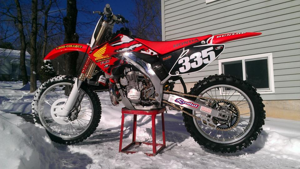 Post pics of your CR's - Page 216 - Honda 2 Stroke - ThumperTalk