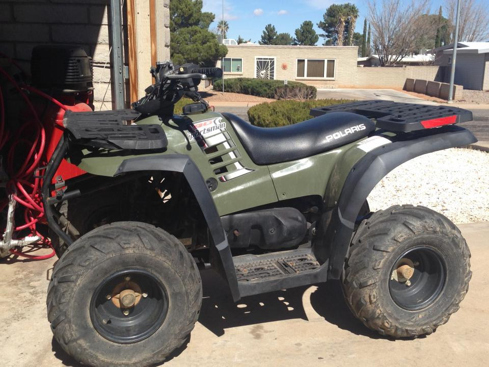 polaris another polaris 90 wiring dilemma youth atv thumpertalk rh thumpertalk com