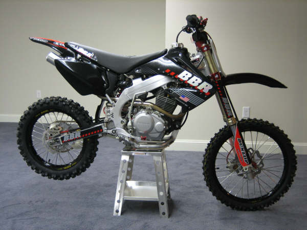 Honda CRF250R exhaust for bored out 230f engine? - CRF150F/L