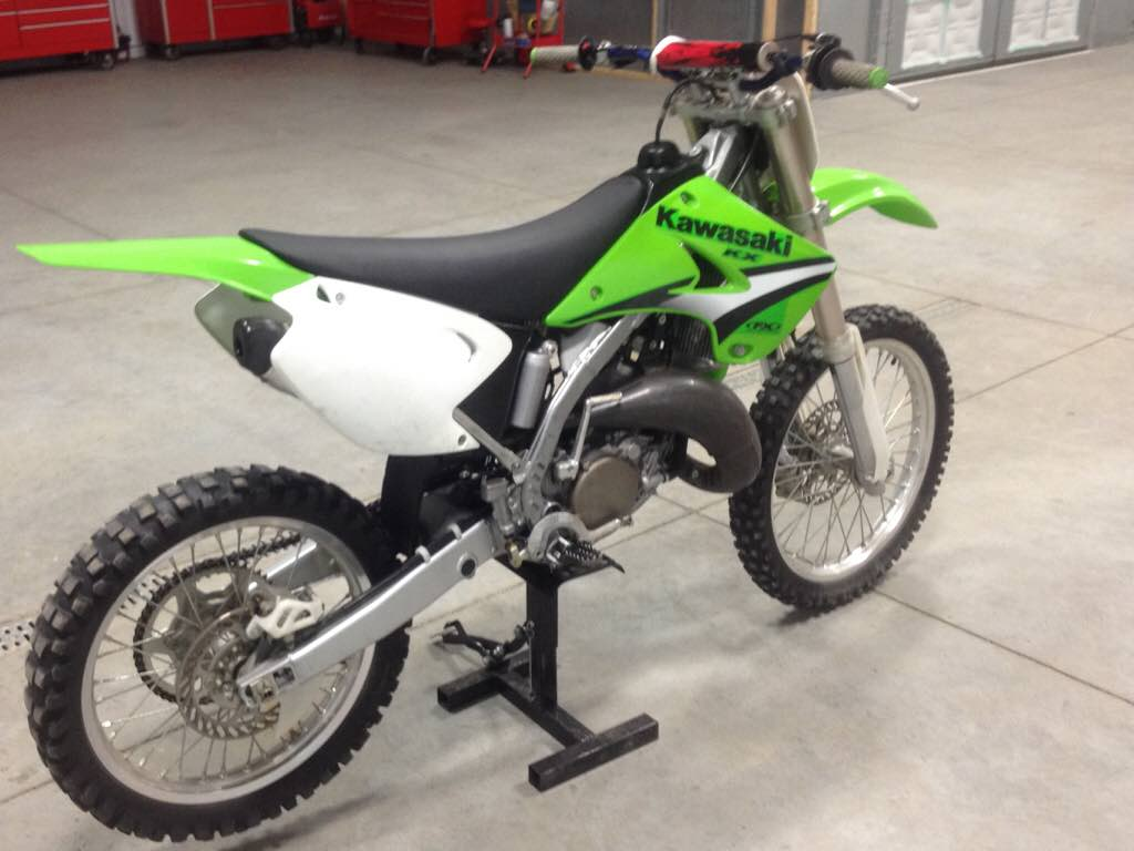 2002 Kx 125 Seat Height Elcho Table