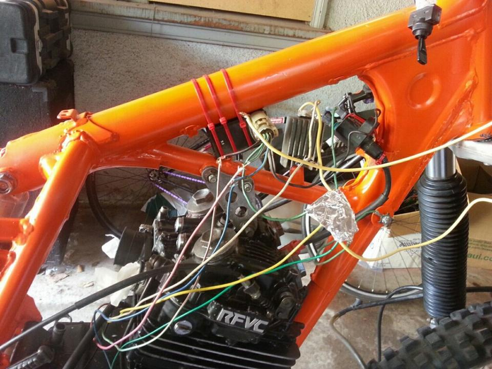 Need a Wiring Diagram - XR600R & XR650R/L - ThumperTalk Xr R Wiring Diagram on