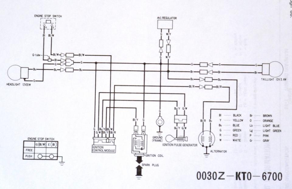 xr200r wiring diagram best part of wiring diagram