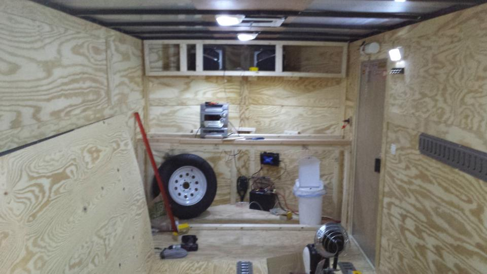 Enclosed Trailer Setups Page 29 Trucks Trailers Rv S