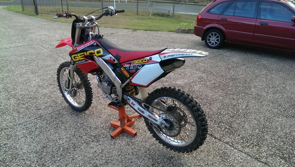2001 CR125 What do I need to know - Honda 2 Stroke - ThumperTalk