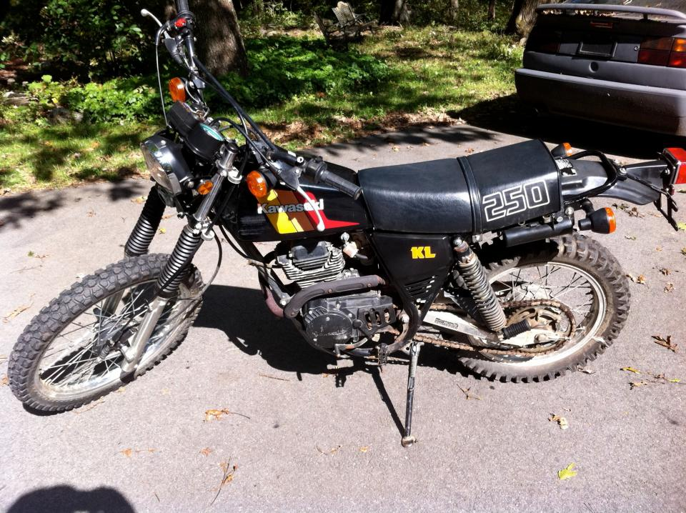 Hello Looking for KL250 Help and Info KLXKLR 125140250300 – Kawasaki Kl250 Engine Diagram