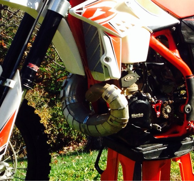 Beta 300rr Pipe Guard Skid Plate Options?