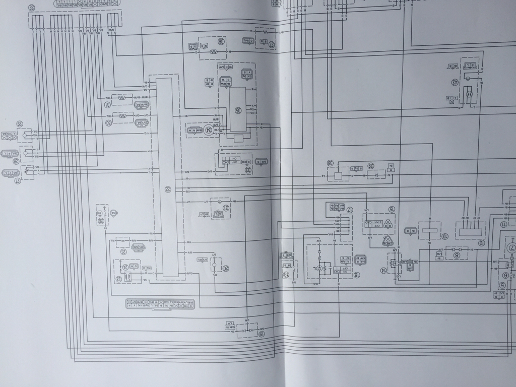 Wr450f Wiring Diagram