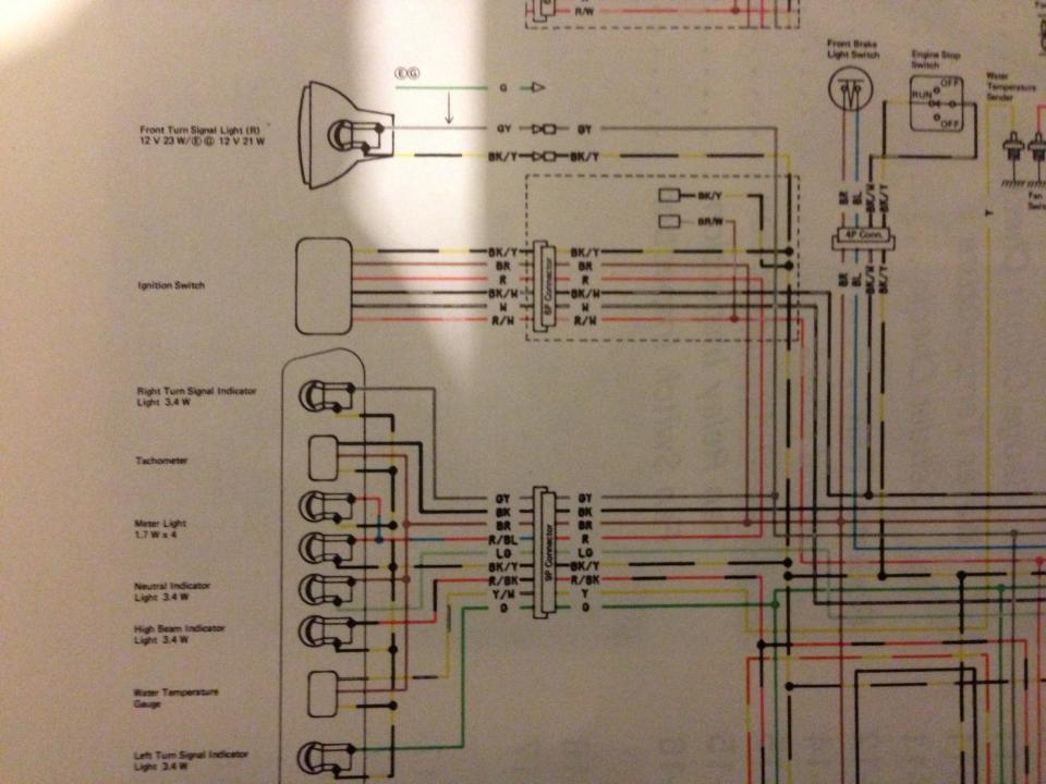 wiring       diagrams     KLRKLX 600650  ThumperTalk