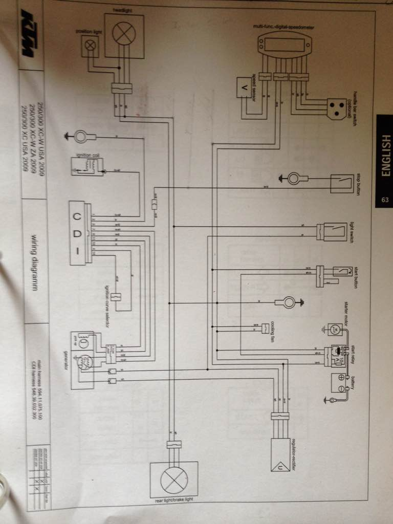 Ktm Light Switch Wiring Diagram Electrical Diagrams Dual Sport 300 Xc W Product U2022 Dimmer Installation Source 350 Exc