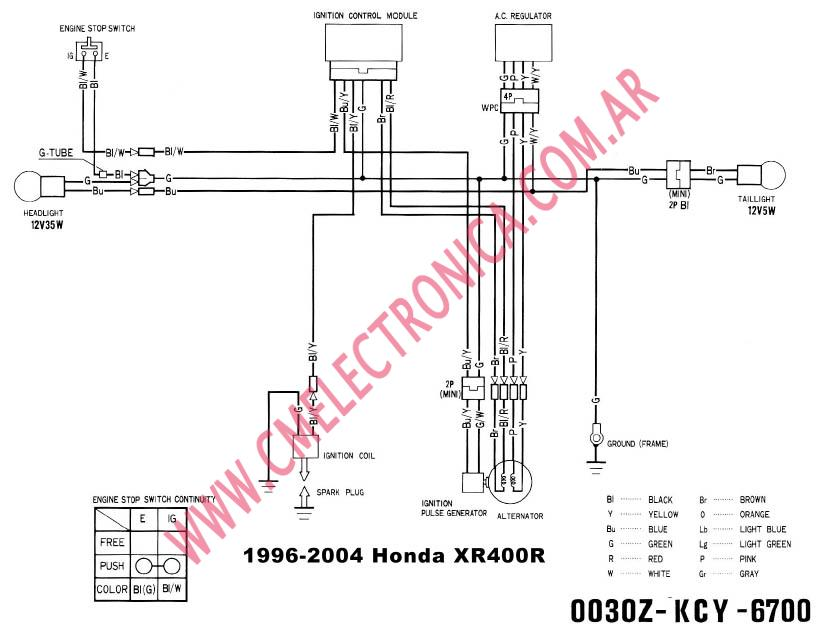 honda gl1200 motorcycle wiring diagrams
