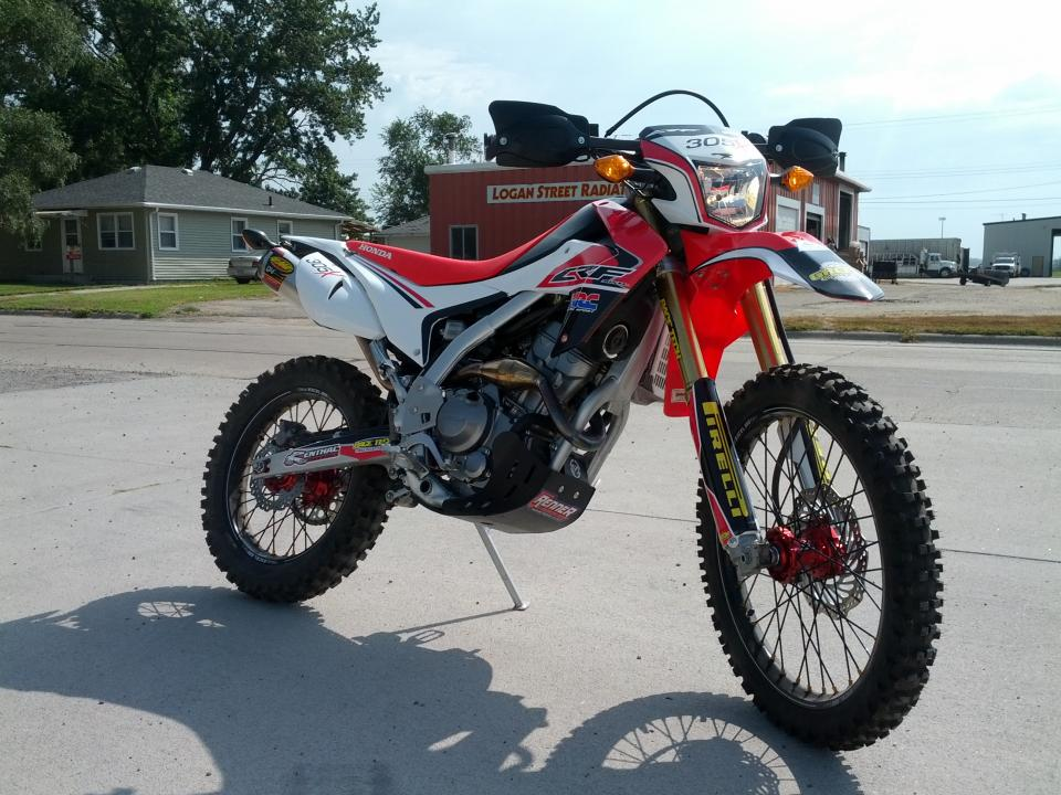 Having My Crf 250l Built How I Want Ultimate Crf250l M