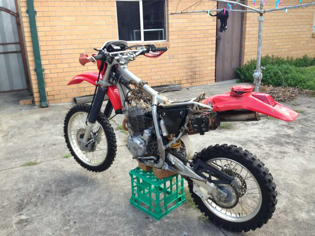 Electric Xr400 Start 02 Xr 650 Wiring Diagram Pictures Of