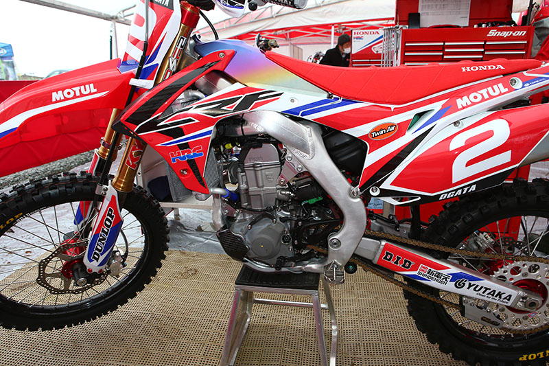 VIDEO: 2017 CRF450 in action ! - CRF450R/RX - ThumperTalk