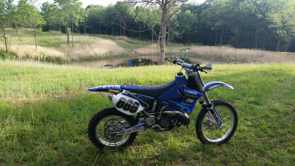 2000-2004 YZ250 for a Woods Bike? - Yamaha 2 Stroke