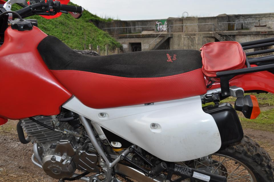 Honda Xr650L For Sale >> xr650l seat upgrade - XR600/650 - ThumperTalk