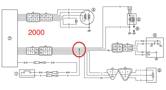 Yz426f Wiring Diagram - Everything About Wiring Diagram • on it 250 wiring diagram, virago wiring diagram, xs360 wiring diagram, xs650 wiring diagram, v-star 650 classic wiring diagram, xs850 wiring diagram, fz700 wiring diagram, xvz1300 wiring diagram, motorcycle wiring diagram, fj1100 wiring diagram, xv535 wiring diagram, yzf r6 wiring diagram, yamaha wiring diagram, qt50 wiring diagram, xj750 wiring diagram, xj550 wiring diagram, xs1100 wiring diagram, ninja 250 wiring diagram, goodall start all wiring diagram, xt350 wiring diagram,