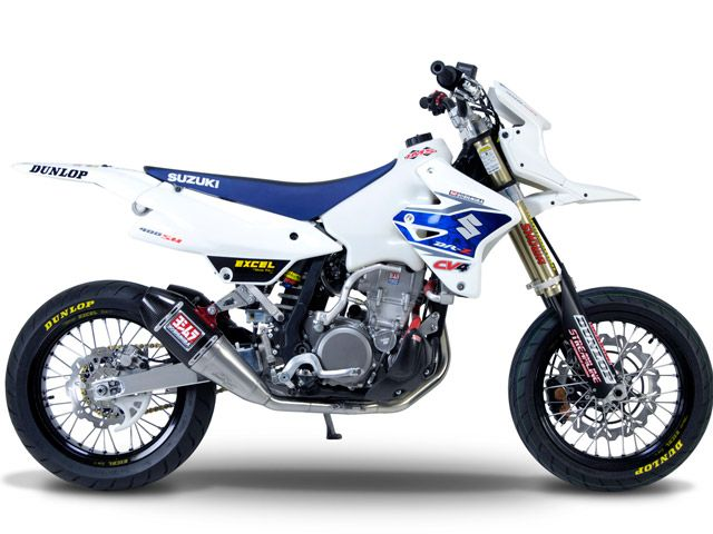 Suzuki Drz400 Exhaust Repositioning Dr Z 400 Thumpertalk