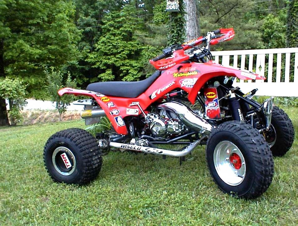 Is It Hard To Find Parts For Honda Trx250r What Atv Utv