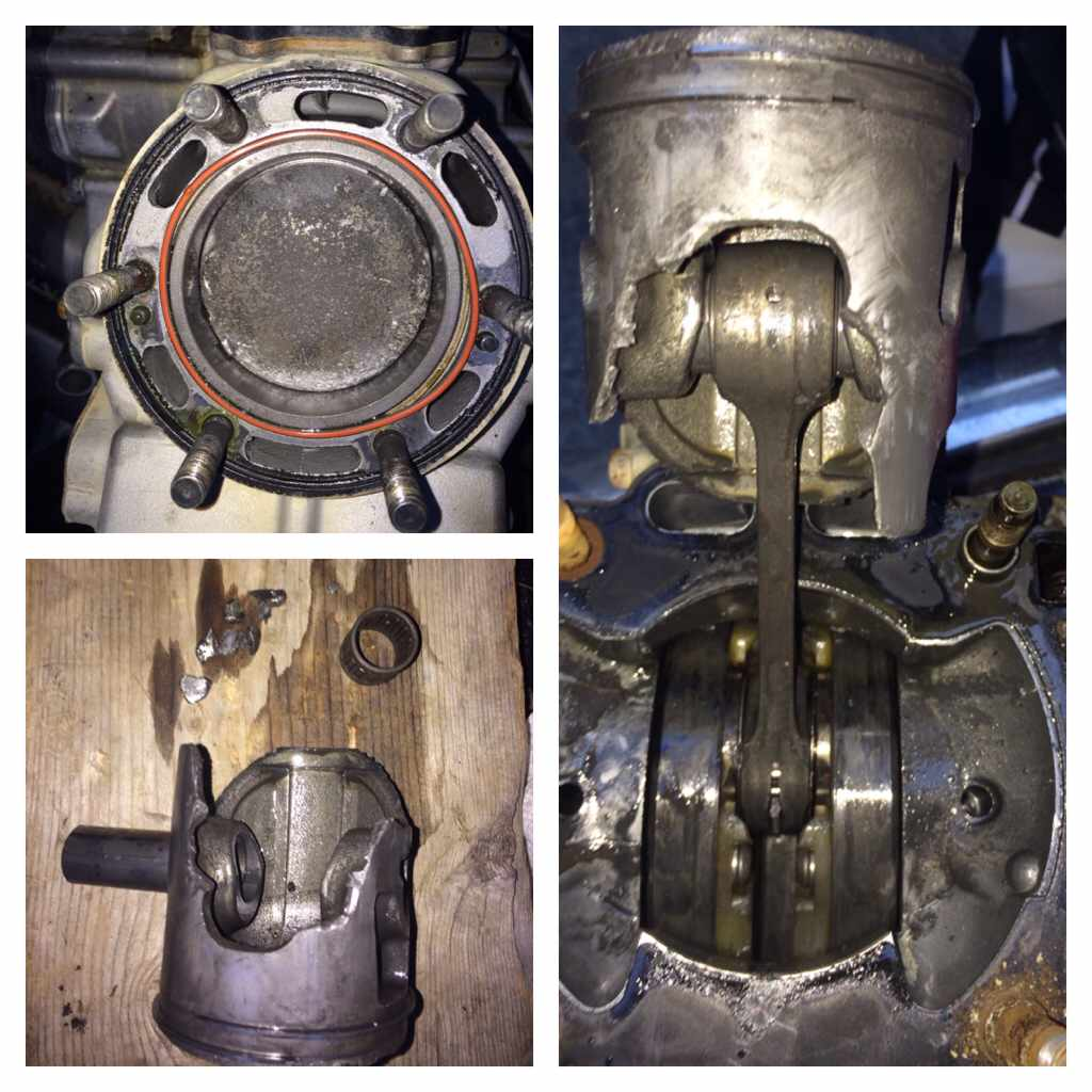 Yamaha   Stroke Fuel Pump Bad Which One