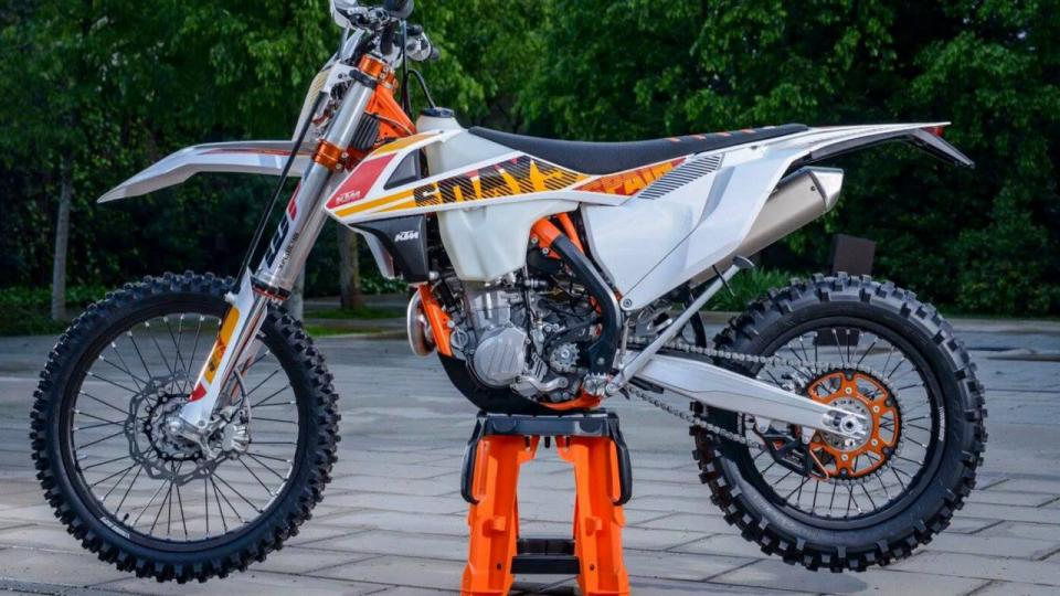 Placement Engine For Ktm Xc W