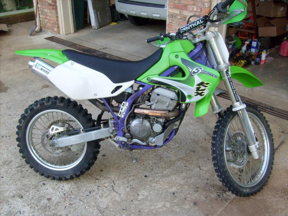 98 Klx 300 Electrical Tests  Klx 125  140  230  250  300