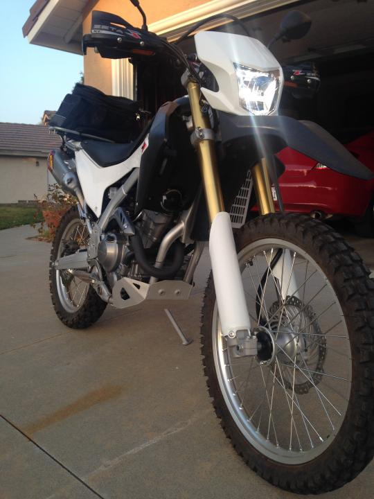 What S Your Mod List Crf250l M Rally Thumpertalk