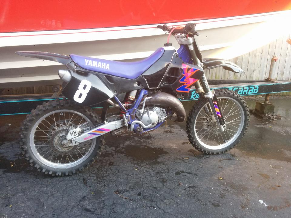 More Recent Parts For 1995 Yz 125 250 Yamaha 2 Stroke
