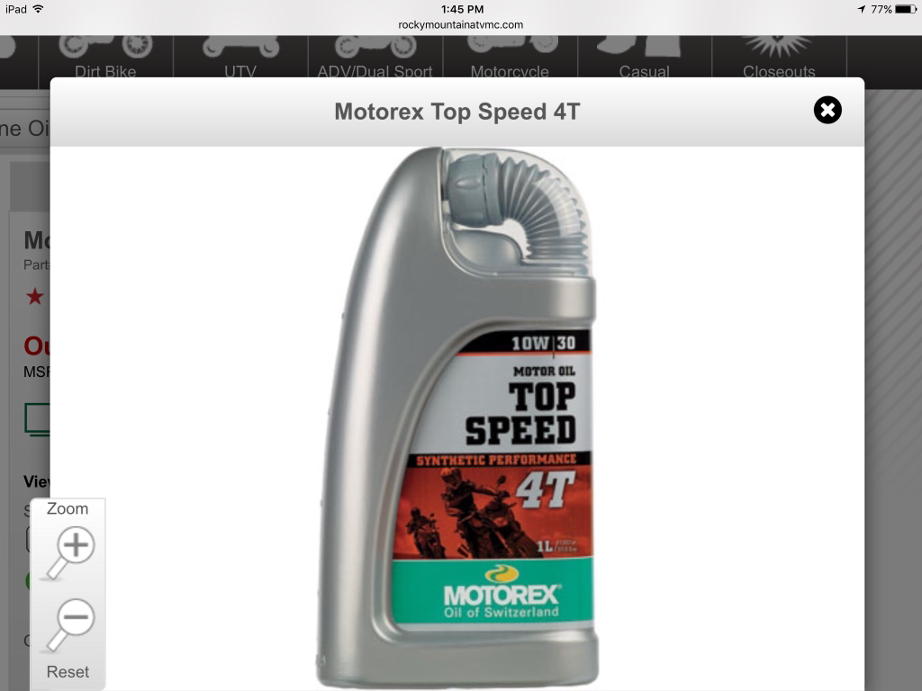 Gear Oil Recommendation Ktm 2 Stroke Thumpertalk