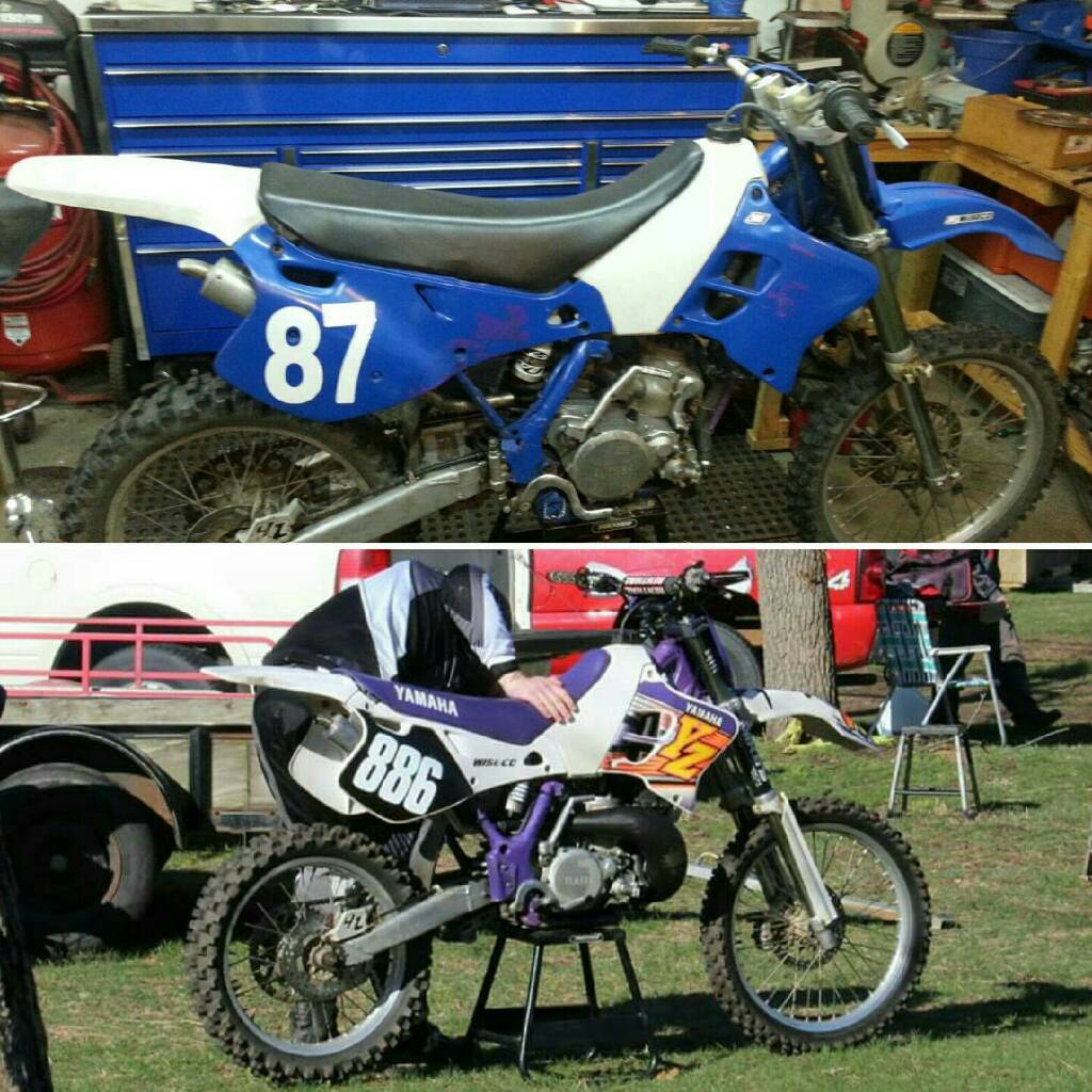 Looking For A Mid 80 S 90 S Dirt Bike Restoration Project