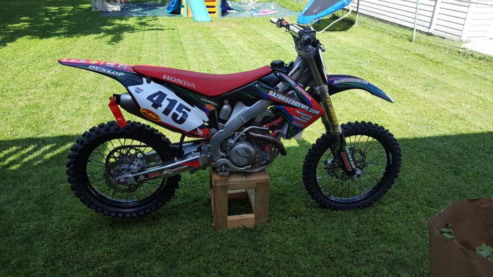 09 CRF 450R Hard to start - Motorcycle Jetting & Fuel