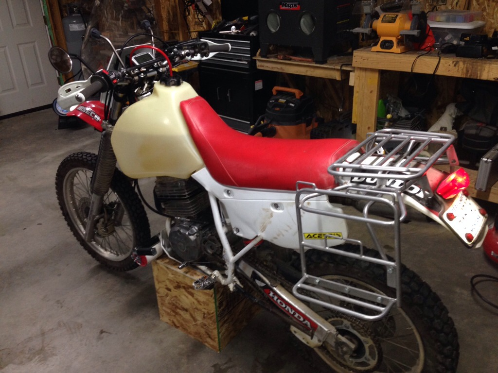 Selling my XR600 - XR600R & XR650R/L - ThumperTalk