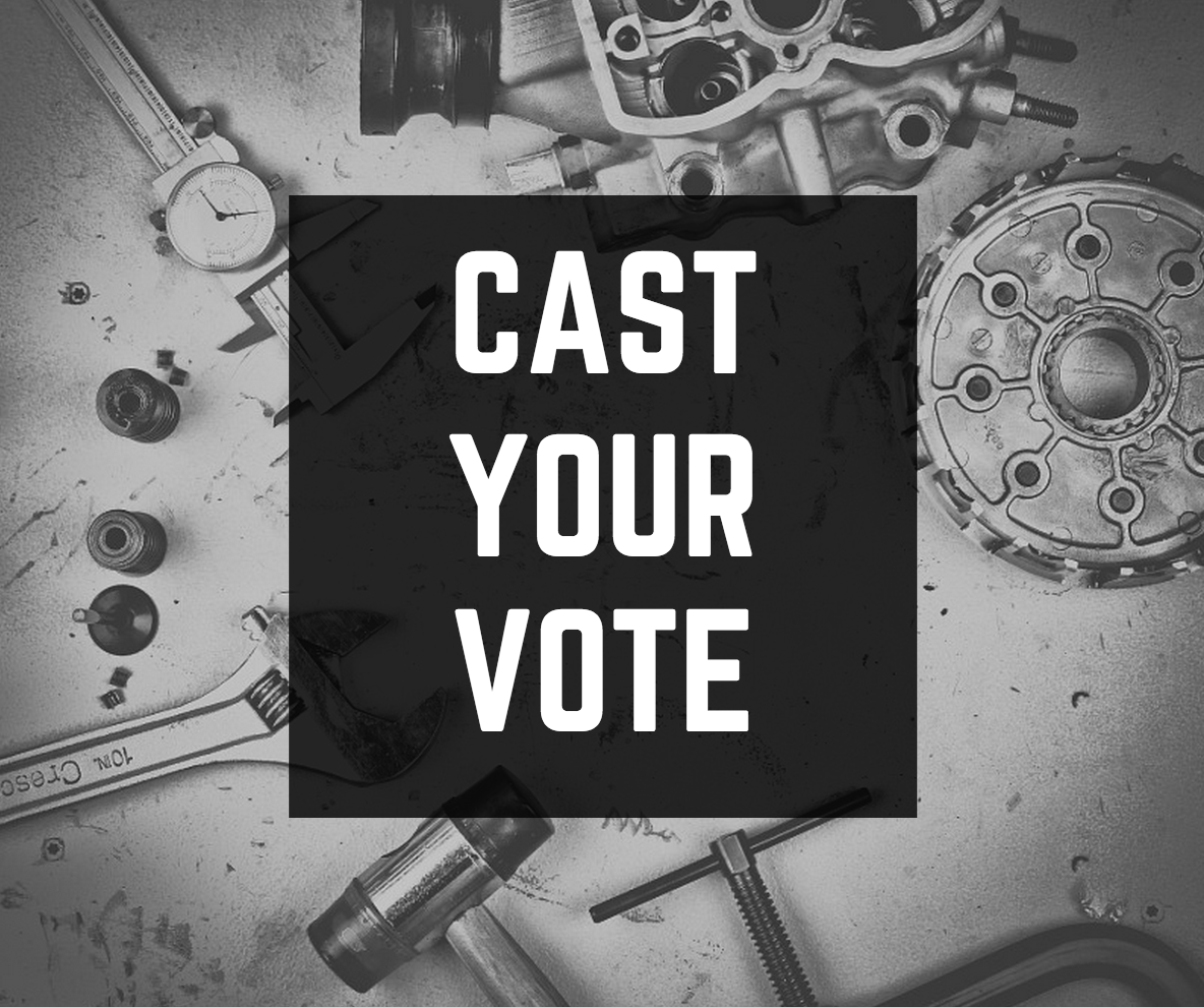 Cast Your Vote For The Cover Of The 4T Dirt Bike Engine