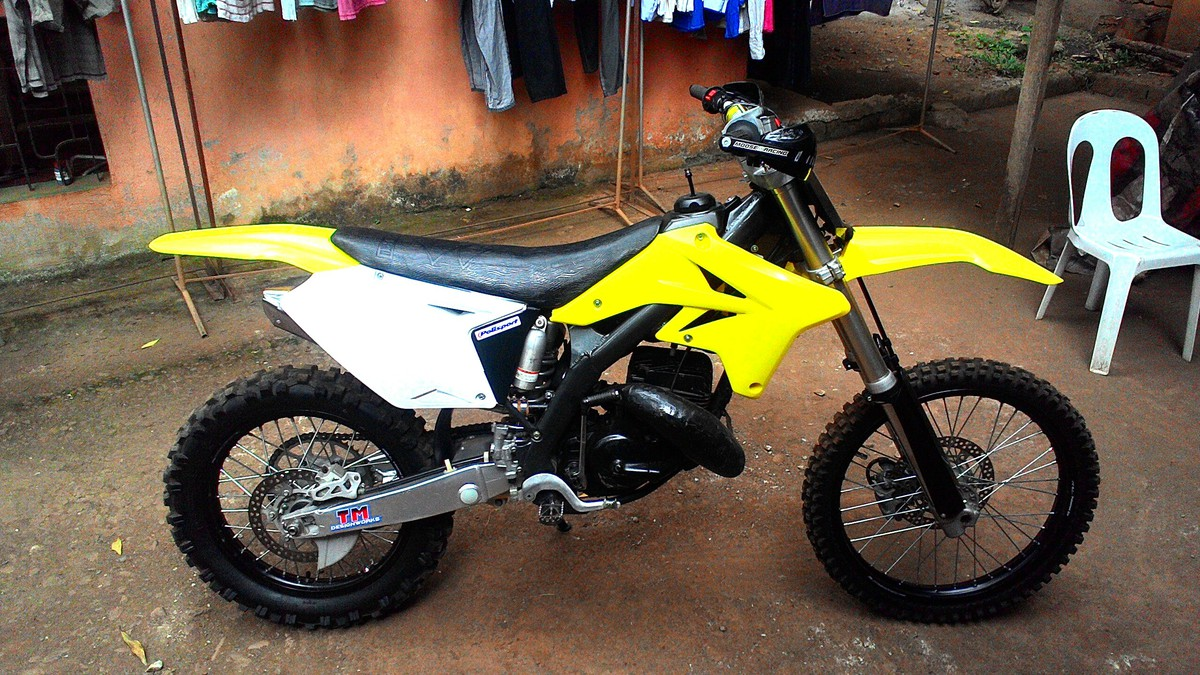 Just Harsh   do I need to restack shims Yz125? - Motorcycle