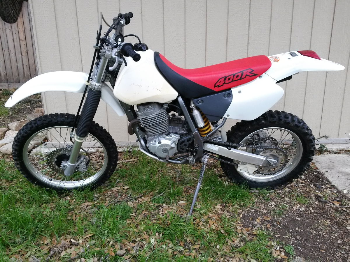 New Member 1999 Honda Xr400r Xr250r Thumpertalk 1970 Ct70 Fuel Tank Wp 20170204 001