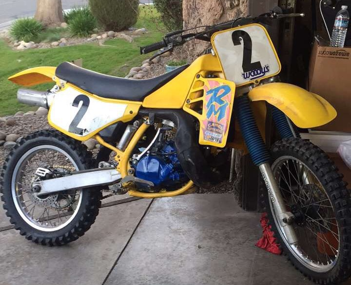 1987 or 1988 RM250 ? Coolant in oil? Water pump seals, bearings