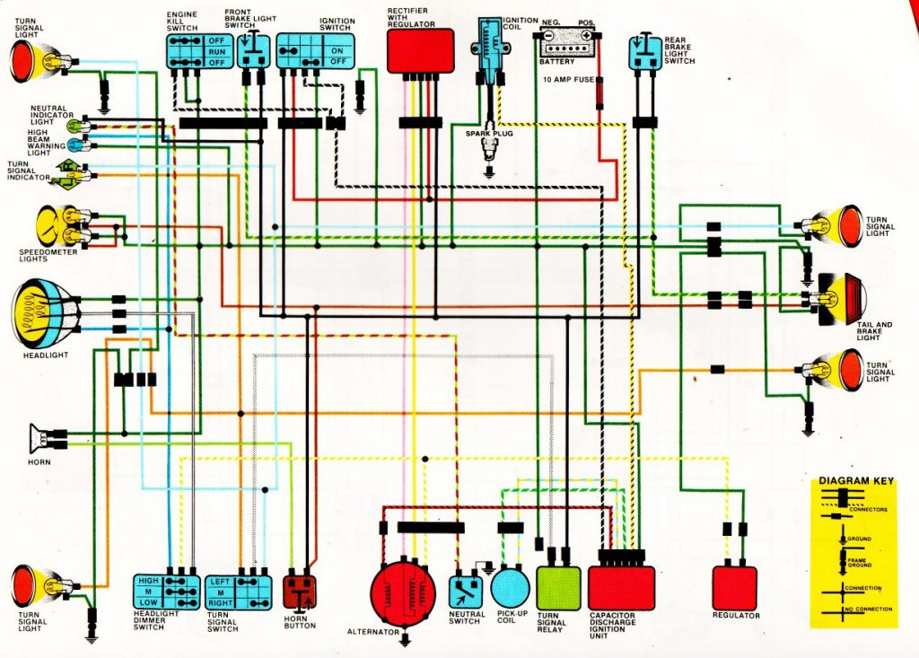 Xl500s Wiring Diagram - 94 Dodge 2500 Wiring Diagram for Wiring Diagram  Schematics Wiring Diagram Schematics