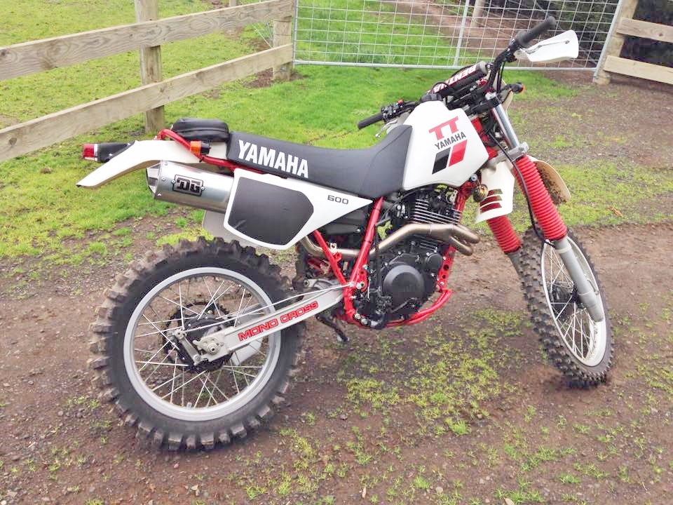 84' TT600 carb advice wanted - Motorcycle Jetting & Fuel Injection