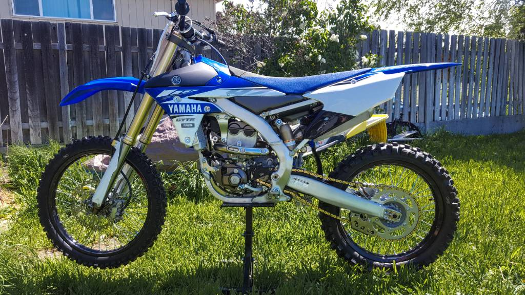New to 4 strokes and new to forum - WR250F/YZ250F/YZ250FX