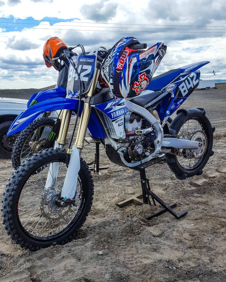 New to 4 strokes and new to forum - WR250F/YZ250F/YZ250FX - ThumperTalk