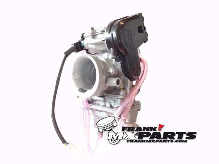 FCR-MX 39mm oring mod without removal? - DRZ400/E/S/SM
