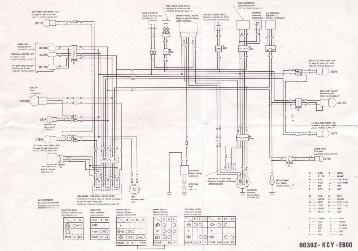 Honda Xr 250 Wiring Diagram Circuit Library Nsr 400 Schematics Crf 150 99 Xr400r Enduro Updates