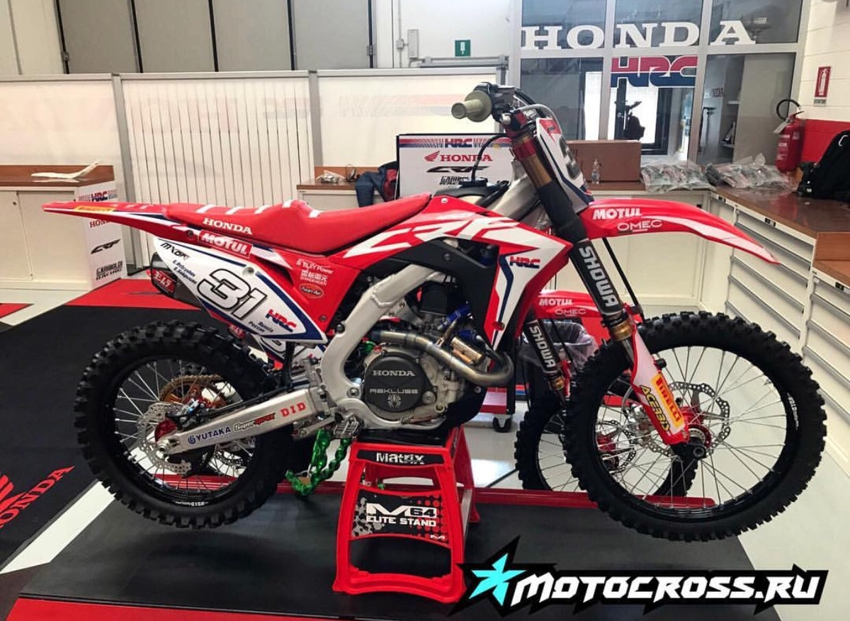 Can this be the new Engine refinements 2019 - CRF450R/RWE & RX - ThumperTalk