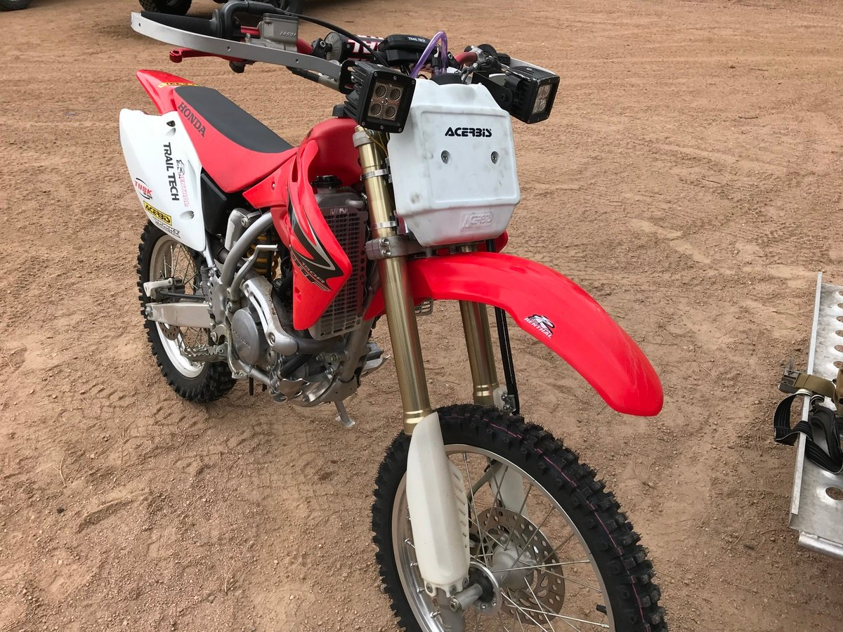 Superb How To Set Up Your 150R For Trails Crf150R Rb Thumpertalk Squirreltailoven Fun Painted Chair Ideas Images Squirreltailovenorg
