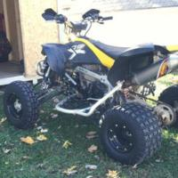 Can-Am DS 450 EFI X mx (2014)