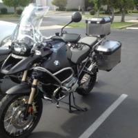 BMW R1200GS Adventure (2012)