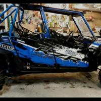 Polaris Ranger RZR XP 4 900 EPS LE (2012)